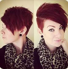 hairstyles that look flatter on sides of head best 25 short shaved hairstyles ideas on pinterest pixie with