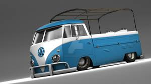 volkswagen type 2 vw type 2 single cab by darkstryder360 on deviantart