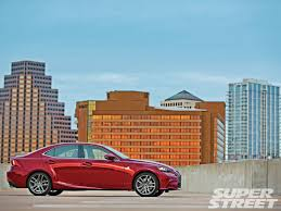 new sriracha inspired lexus comes 2014 lexus is 350 f sport super street magazine