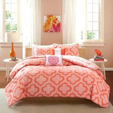 twin bedding girl coral comforter set coral comforter set reversible twin bed girls