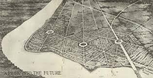 Map Of Destiny Usa by The City Of Destiny The Florida Memory Blog