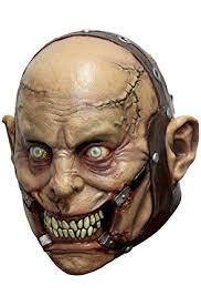 amazon psycho lunatic latex mask insane asylum psych