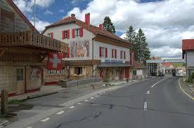 chambre franco suisse borne frontière suisse photo de hotel arbez franco suisse la cure