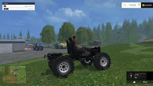 land rover mod land rover defender 90 trial farming simulator modification
