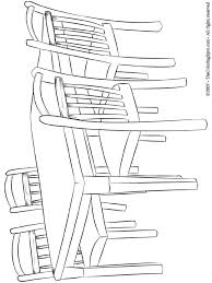 Kids Coloring Table Table U0026 Chairs Audio Stories For Kids U0026 Free Coloring Pages From