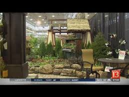 Indiana Flower Patio Show Dive Into Spring At The Indiana Flower U0026 Patio Show Youtube