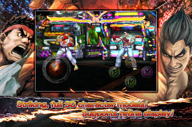 tekken apk apk files android free apps fighter x tekken mobile by