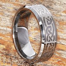 celtic rings silver beveled celtic rings forever metals