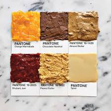 pantone food u2013 turning colorful ingredients into appetizing