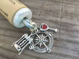 Wine Glass Keychain 48 Best Key Chains Images On Pinterest Diy Keychain Key Chains