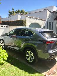 lexus nx 300h for sale delivered 2017 lexus nx 300h hybrid in nebula gray pearl to a