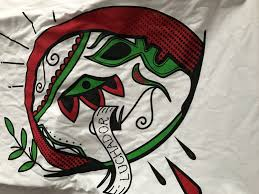 Mexican Flag Tattoos Our Review Of March U0027s Ultimate Wrestle Crate Uk Someone Stop