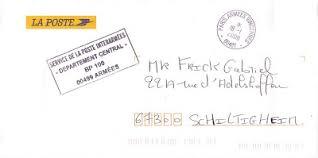 le bureau vincennes la poste aux armees le bureau postal interarmées de vincennes