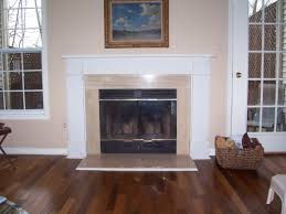 tile fireplace surrounds ideas with white mantel excerpt mantles