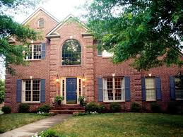 Brick House by Top Exterior Paint Color Ideas With Red Brick Home Interior Design