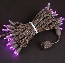 mini lights on brown wire novelty lights inc