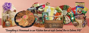 pastry gift baskets sherry s kitchen gift baskets catering and soups
