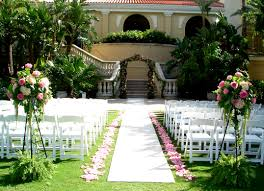 wonderful garden wedding decoration lawn party and images