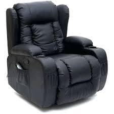 Black Swivel Chair Leather Rocker Recliner Swivel Chair Bright Leather Swivel