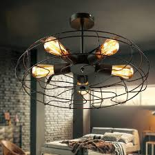 vintage industrial ceiling fans american country rh fans ceiling ls industrial home indoor bed