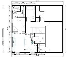 House Plan 20x20 Master Bedroom Floor Incredible Arc 619 2