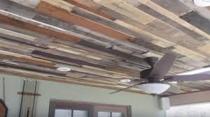 rustic wood ceiling fans diy rustic and stunning reclaimed wood ceiling adds dimension to