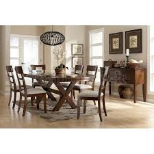 ashley dining table and chairs great wonderful the ashley furniture dining table with bench home