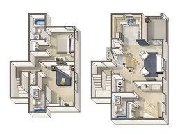 Floor Plan Of 3 Bedroom Flat Davis California Apartments Floor Plans Lexington Davis Apartments