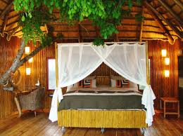 Treehouse Design Software by Large Tree Houses With Natural Bamboo Bedroom In Tree House Design