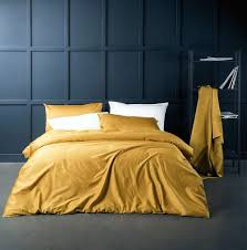 Yellow Duvet Cover King Mustard Yellow Bedding Pillow Covers U0026 Curtains U2013 Ease Bedding