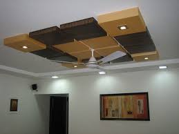 roof decoration decorations squrae roof false ceiling designs with brown and