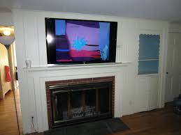 cool fireplace and tv suzannawinter com