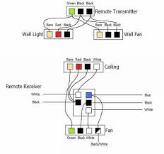 ceiling fan installation wiring diagram and switch for