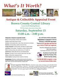 mark f moran appraisals antique appraisal events