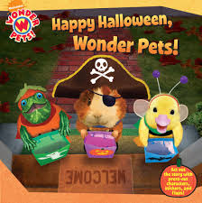 picture of happy halloween happy halloween wonder pets melanie pal little airplane