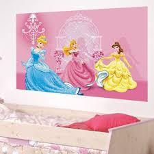 poster chambre fille disney princesse décoration murale maxi poster papier peint