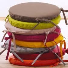 galettes de chaises rondes galettes de chaises rondes cheap galette de chaises ronde matelasse