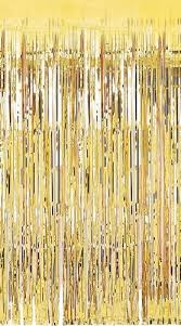 3m drop shimmer curtain gold amazon co uk toys u0026 games