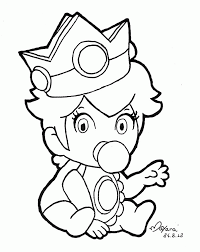 rosalina mario coloring pages coloring home