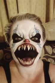 Scary Monsters For Halloween 55 Scary Halloween Makeup Ideas That Look Too Real