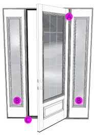 Patio Door With Sidelights Find Your Pella Serial Number Pella