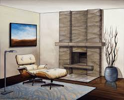 Home Depot Wall Tile Fireplace by Stacked Stone Tile Fireplace Surround Gallery Of Stacked River