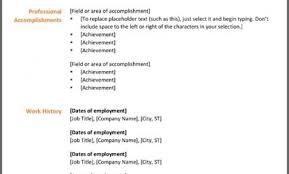 microsoft office 2007 resume templates free microsoft office