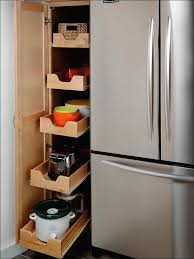 Kitchen Cabinets With Pull Out Drawers Kitchen Reduced Depth Kitchen Cabinets Pull Out Cabinet Shelves