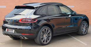 porsche macan 2016 price used 2016 porsche macan d s pdk for sale in lincoln pistonheads