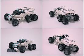lego toyota camry off road the lego car blog