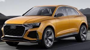 suv audi nuovi modelli audi 2018 2019 auto nuove audi audi novit 2018