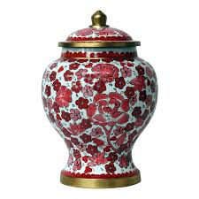 cremation urns for adults pink cloisonne cremation urn safe passage urns
