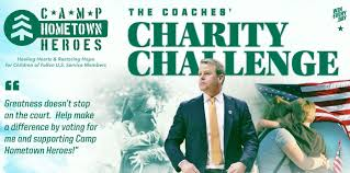 Challenge And Steve Steve Wojciechowski Returns To Coaches Charity Challenge Marquette