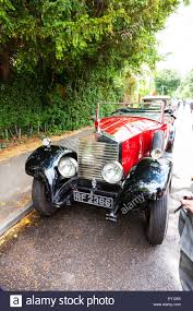 rolls royce vintage convertible rolls royce classic car vehicle antique traditional open top stock